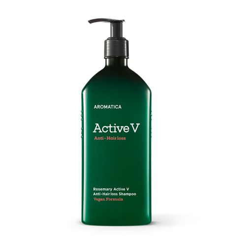 Rosemary Active V Anti-Hair Loss Shampoo