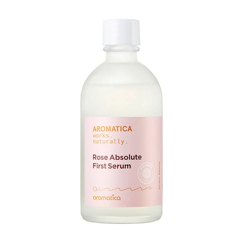 Aromatica - Rose Absolute First Serum