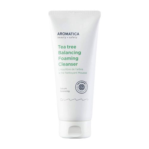 Aromatica - Tea Tree Balancing Foaming Cleanser