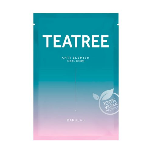 Barulab - The Clean Vegan Teatree Mask