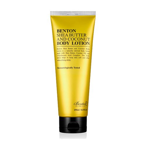 Benton - Shea Butter & Coconut Body Lotion