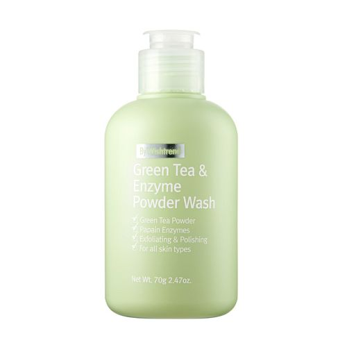 By Wishtrend - Green Tea&Enzyme Powder Wash