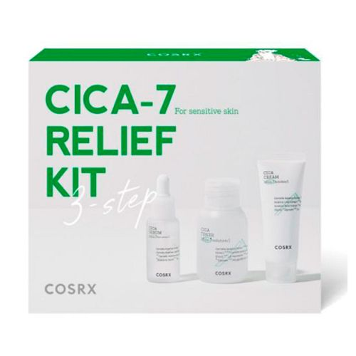 Cosrx - CICA-7 Relief Kit