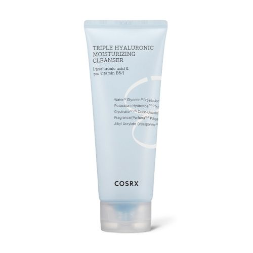 Cosrx - Hydrium Triple Hyaluronic Moisture Cleanser