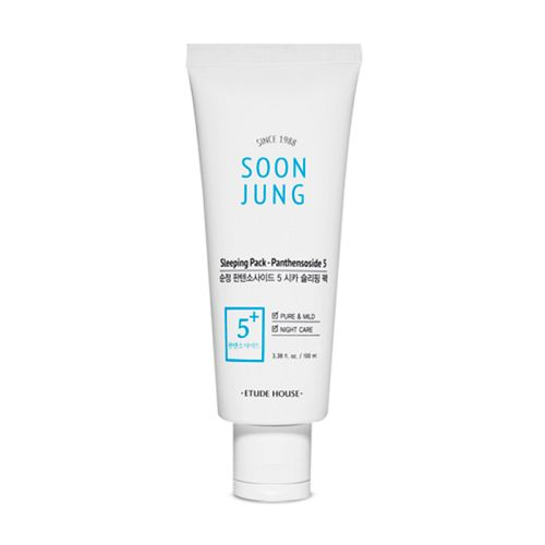 Etude House - Soon Jung Panthensoside 5 Cica Sleeping Pack