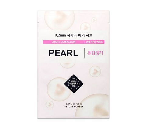Etude House - 0.2 Therapy Air Mask - Pearl