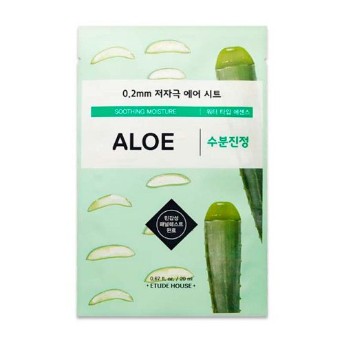 Etude House 0.2 Therapy Air Mask - Aloe