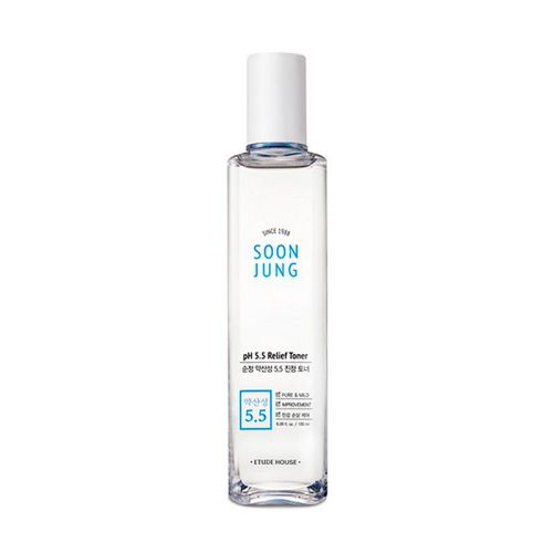 Etude House - SoonJung pH 5.5 Relief Toner