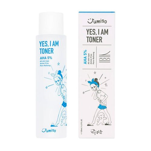Helloskin - Jumiso Yes I Am Toner AHA 5%