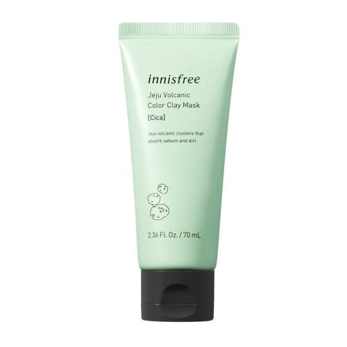 Innisfree - Jeju Volcanic Color Clay Mask Green Cica