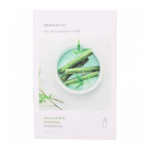 Innisfree - My Real Squeeze Mask - Bamboo