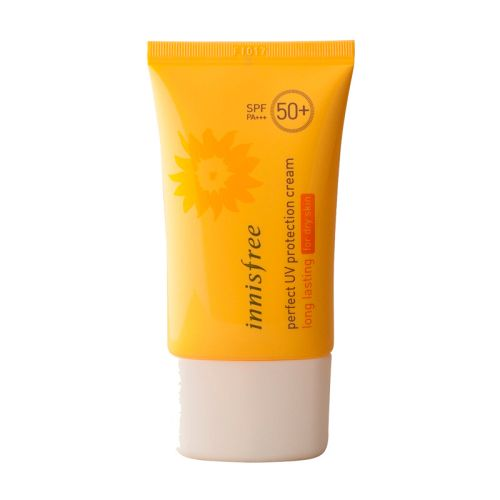 Innisfree - Perfect UV Protection Cream Long Lasting SPF50+ PA+++ (For Dry Skin)