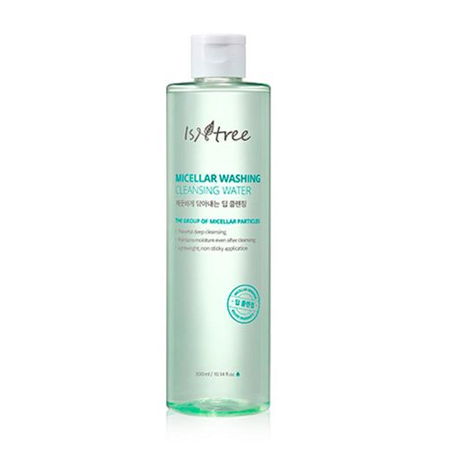 Isntree - Micellar Washing Cleansing Water