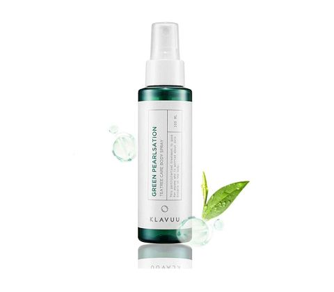 Klavuu - Green Pearlsation Teatree Care Body Spray