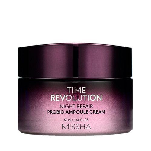 Missha - Time Revolution Night Repair Probio Ampoule Cream