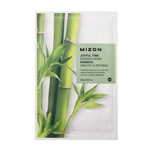 Mizon - Joyful Time Essence Mask - Bamboo