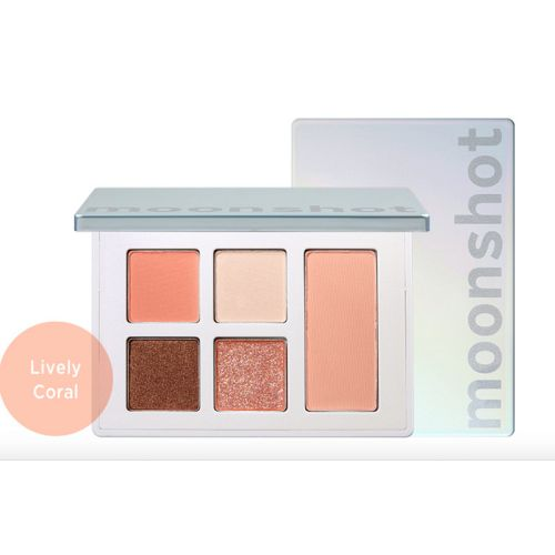 Moonshot - Pure Layered Palette #Lively Coral