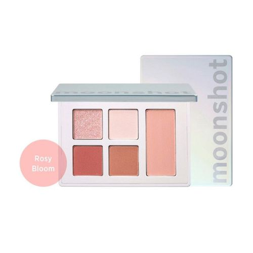 Moonshot - Pure Layered Palette #Rosy Bloom