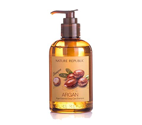 Nature Republic - Argan Essential Deep Care Shampoo