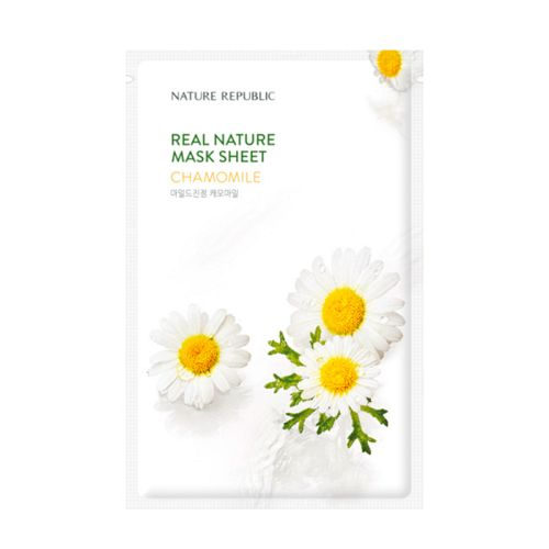 Nature Republic - Real Nature Chamomile Mask Sheet