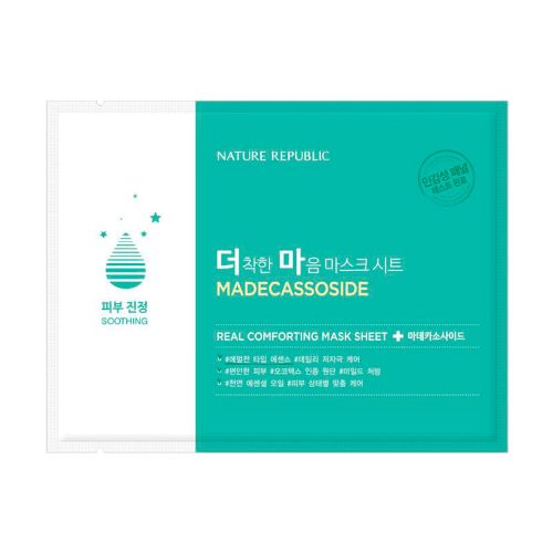 Nature Republic - Real Comforting Mask Sheet - Madecassoside