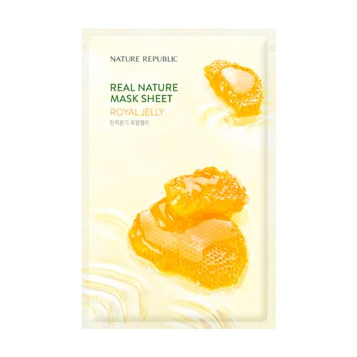 Nature Republic - Real Nature Royal Jelly Mask Sheet