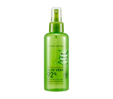 Nature Republic - Soothing & Moisture Aloe Vera 92 % Soothing Gel Mist