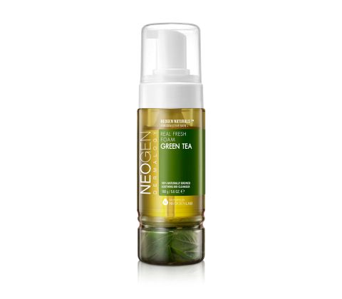 Neogen - Green Tea Real Fresh Foam Cleanser