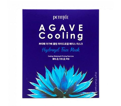 Petitfee - Agave Cooling Hydrogel Face Mask