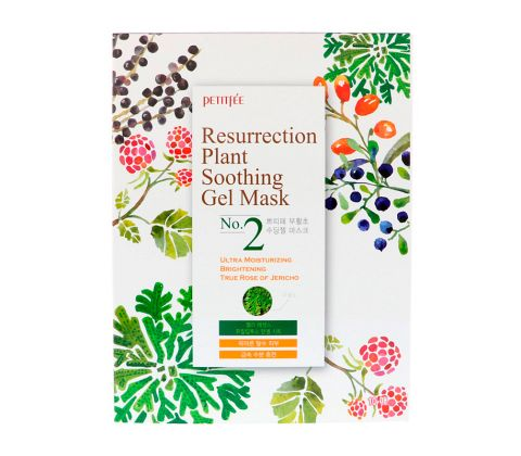 Petitfee - Resurrection Plant Soothing Gel Mask