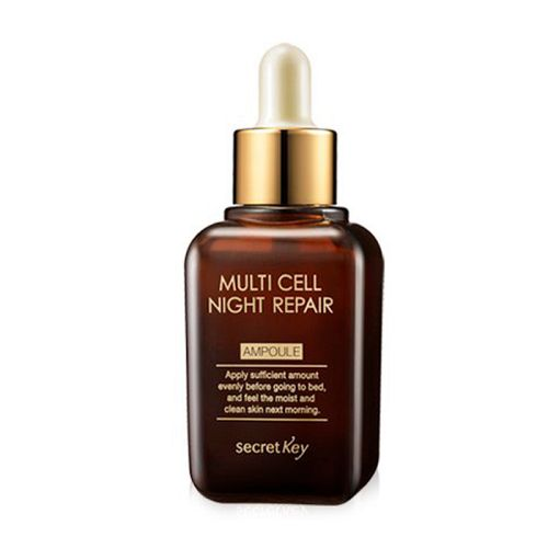 Secret Key - Multi Cell Night Repair Ampoule