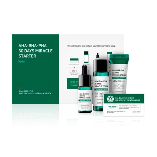 Some By Mi - AHA BHA PHA 30 Days Miracle Starter Kit