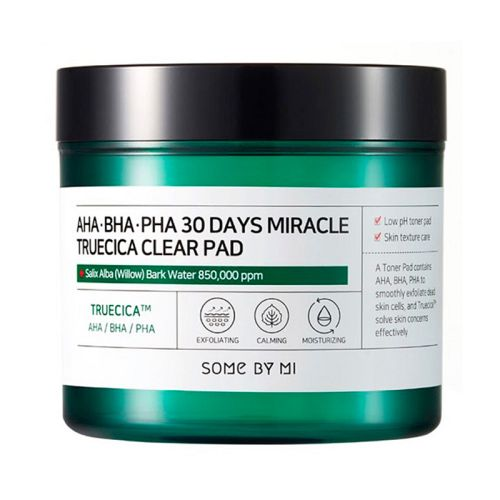 Some By Mi - AHA BHA PHA 30 Days Miracle Truecica Clear Pad