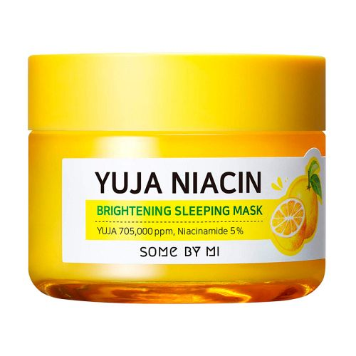 Some By Mi - Yuja Niacin 30Days Miracle Brightening Sleeping Mask