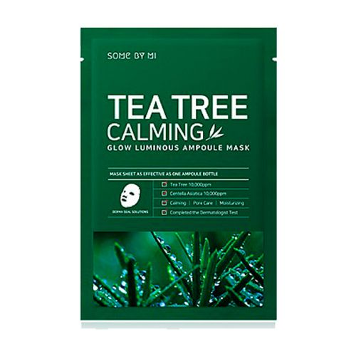 Some By Mi - Tea Tree Calming Glow Luminous Ampoule Mask