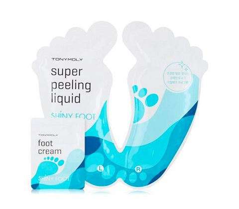 Tony Moly - Shiny Foot Super Peeling Liquid