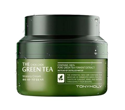 Tony Moly - The Chok Chok Green Tea Watery Cream